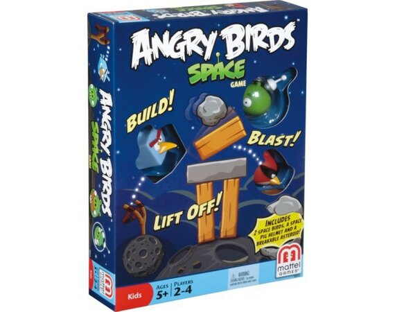 Gra Angry Birds Space2