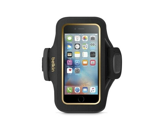 Belkin SPORT-FIT Armband iPhone 6 Blacktop