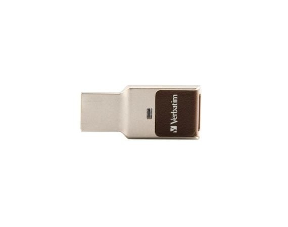 Verbatim Pendrive 64GB Secure fingerprint USB 3.0 256-bit