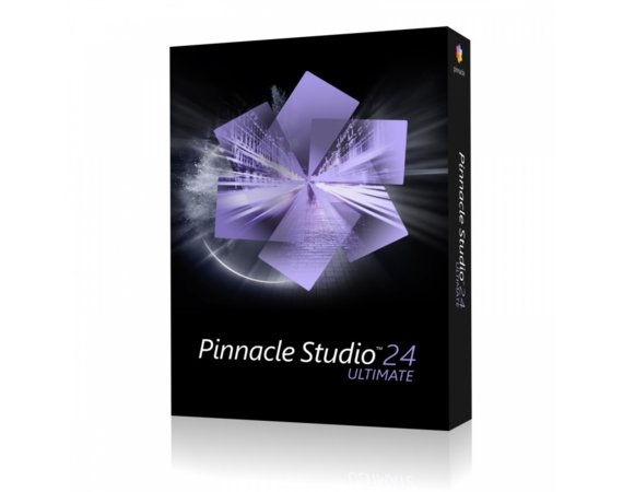 Corel Pinnacle Studio 24 Ultimate PL/ML Box   PNST24ULMLEU