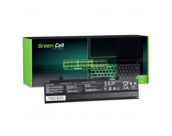 Green Cell Bateria do Asus Eee-PC 11,1V 4400mAh