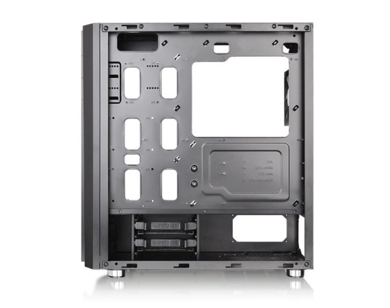Thermaltake Obudowa Versa H26 USB3.0 Tempered Glass - Czarny