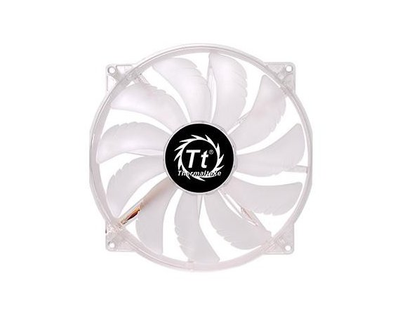 Thermaltake Wentylator - Pure 20 LED Red (200mm, 800 RPM) BOX