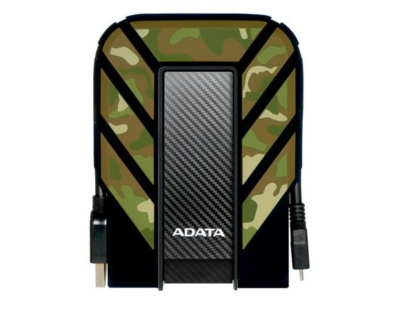 Adata DashDrive Durable HD710 2TB 2.5'' U3 Military