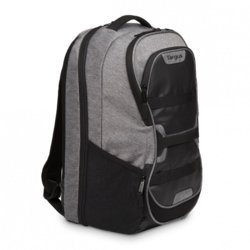 Targus Work + Play Fitness 15.6'' Laptop BackPack - Szary