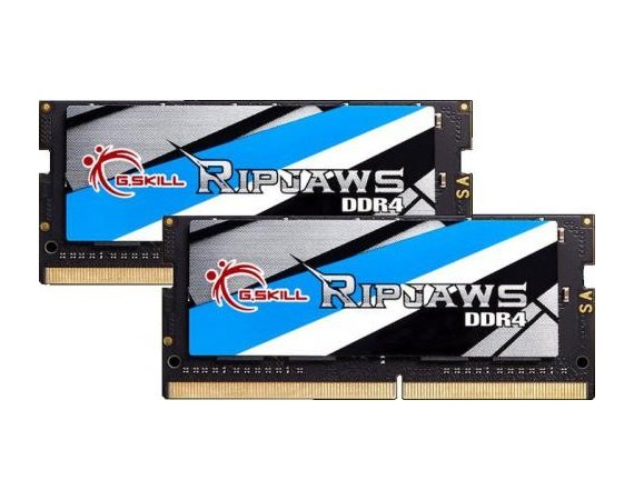 G.SKILL SO-DIMM DDR4 32GB (2x16GB) Ripjaws 3000MHz CL16 1,20V