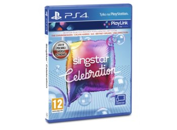 Sony Gra PS4 Singstar Celebration
