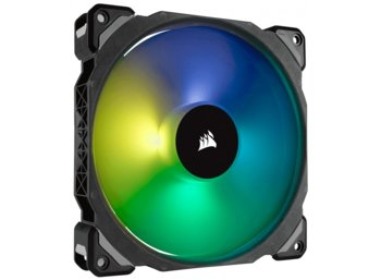 Corsair Fan ML140 RGB LED PWM Single Pack Magnetic Levitation