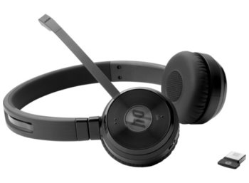 HP Inc. UC Wireless Duo Headset          W3K09AA