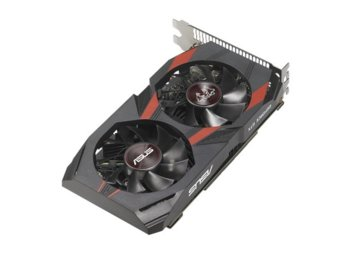Asus GeForce GTX 1050 TI 4GB 128BIT DVI/HDMI/DP/HDCP