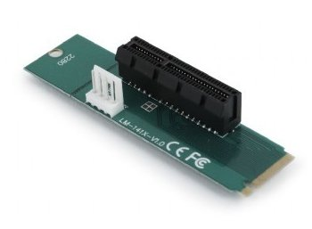 Gembird Karta adapter M.2 ->PCI Express