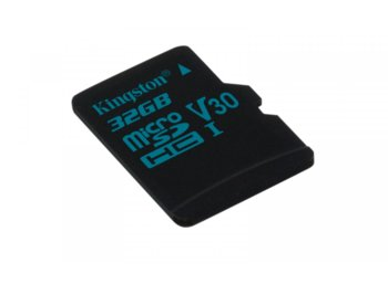 Kingston microSD  32GB Canvas Go 90/45MB/s UHS-I V30