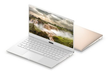 "Dell XPS 9370 Win 10 Pro i5-8250U/256GB/8GB/Intel HD/13.3""FHD/KB-Backlit/Rose Gold/52 WHR/2Y NBD"