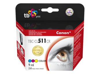 TB Print Tusz do Canon MP 240 Color ref.   TBC-CL511CR