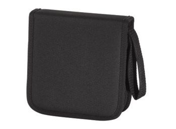 Hama CD-WALLET 16 CD NYLON CZARNY