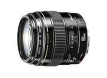 Canon EF 100MM 2.0 USM 2518A012
