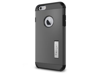 SPIGEN SGP  Etui Tough Armor Gunmetal iPhone 6 plus