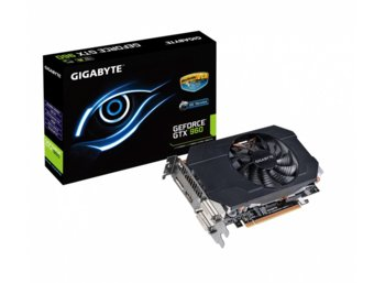 Gigabyte GeForce CUDA GTX960 2GB DDR5 128BIT  DVI/HDMI/DP BOX