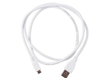 Gembird Kabel USB Micro AM-MBM5P 1m White