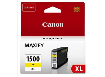 Canon Tusz PGI-1500XL YELLOW 9195B001