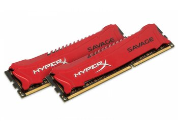 HyperX DDR3 Savage 16GB/2400 (2*8GB) CL11 XPM