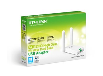 TP-LINK Archer T4UH Adapter USB 3.0  AC(1200) DB
