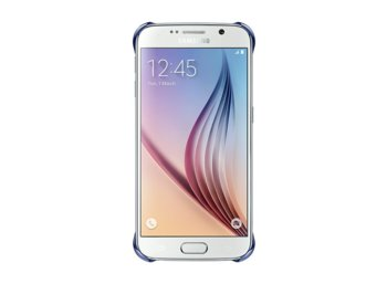 Samsung Clear Cover Galaxy S6 BLACK
