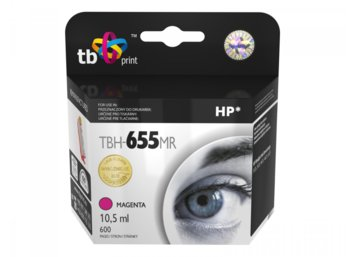 TB Print Tusz do HP DJ Advantage 3225 Magenta ref. TBH-655MR