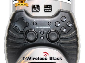 Thrustmaster Gamepad T-Wireless black (PC/PS3) bezprzewodowy