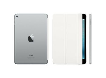 Apple Nakładka iPad mini 4 Smart Cover - biała MKLW2ZM/A