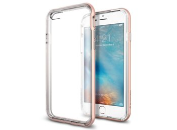 SPIGEN SGP  Neo Hybrid EX Rose Gold Etui iPhone 6/6s