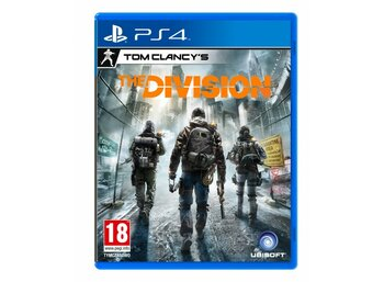 UbiSoft The Division PL PS4
