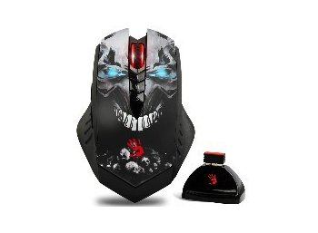 A4 Tech Mysz Bloody R80 color Wireless