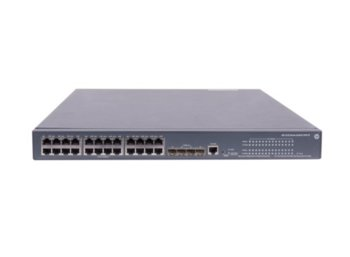 Hewlett Packard Enterprise 5120 24G PoE+(370W) Switch JG091B - Limited Lifetime Warrant                                                                              y