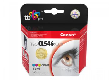 TB Print Tusz do Canon PIXMA iP2850/MG2950/2550/2450/MX495 TBC-CL546XLCR  Kolor ref.
