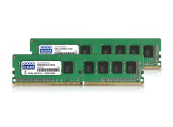 GOODRAM DDR4 16GB/2133  CL15 (2*8GB) 1024x8