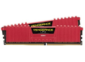 Corsair DDR4 VENGEANCE LPX 32GB /3000 (2*16GB) CL15 RED