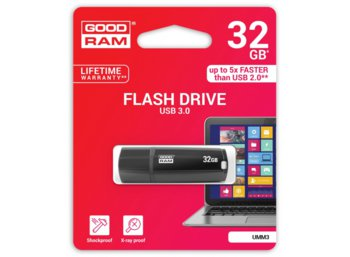 GOODRAM MIMIC 32GB USB 3.0 Black