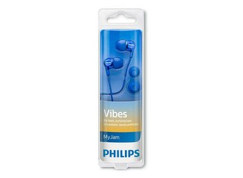 Philips SHE3700 blue