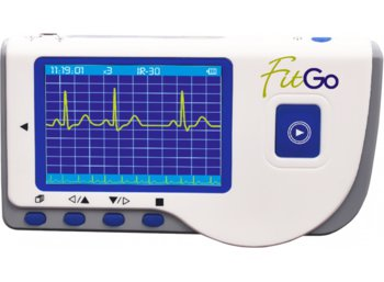 FitGO MONITOR EKG PC-80B