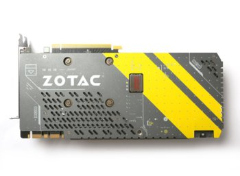 ZOTAC GeForce GTX 1070 AMP 8GB DDR5 256BIT DVI-D/HDMI/3DP