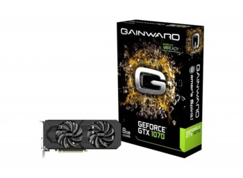 Gainward GeForce GTX 1070 8GB GDDR5 PCI-E DVI/HDMI/3DP
