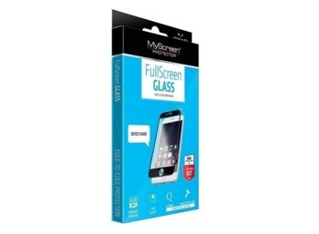MyScreen Protector  FULLSCREEN Szkło do APPLE iPhone 6/6S Biały