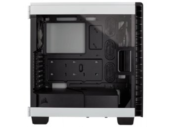 Corsair Carbide Clear 400C Compact Mid-Tower White