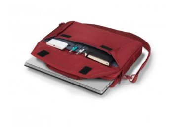 DICOTA Slim Case EDGE 12-13.3'' red