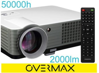 OVERMAX PROJEKTOR MINI MULTIPIC 3.1