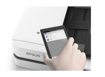 Epson Skaner WorkForce DS-1660W   A4/USB3/25ppm/ADF50/WiFi/1200dpi