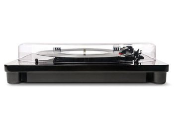 ION Gramofon AIR LP BK