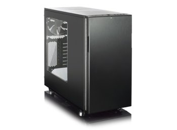 Fractal Design Define R5 Blackout Window ATX/uATX/mITX