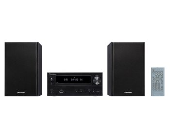 Pioneer X-HM16 black CD, USB, MP3